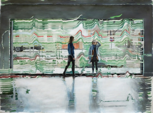 Dénesh Ghyczy, Inside Outside, 2017